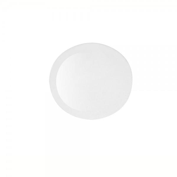 6 x Cabochon Glassteine, rund ⌀ 18mm