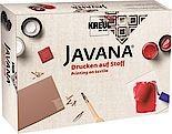 JAVANA - Drucken auf Stoff, Stoffmalfarben-Set