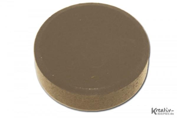 EBERHARD FABER Tempera-Farbtablette, Ø 44 mm, nougat