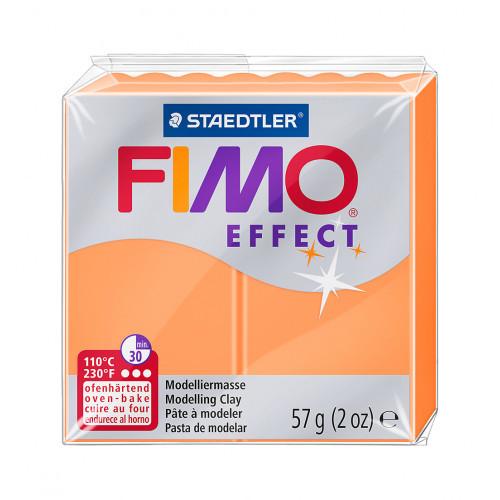 FIMO effect, Modelliermasse, 57 g, Neon Orange