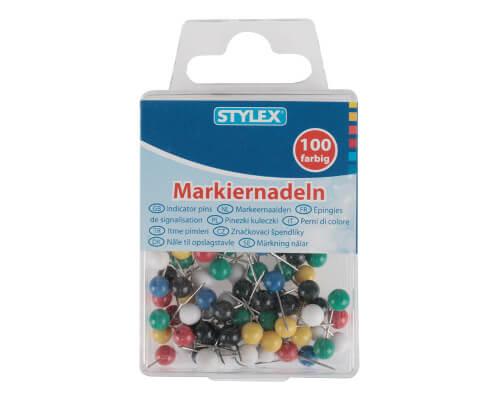 Markiernadeln, 100 Stück