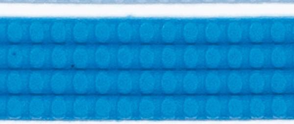Wachsperlstreifen, 2mm, 20cm, 11 Stk., hellblau