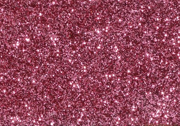 Glitter grob, 110 g, pink
