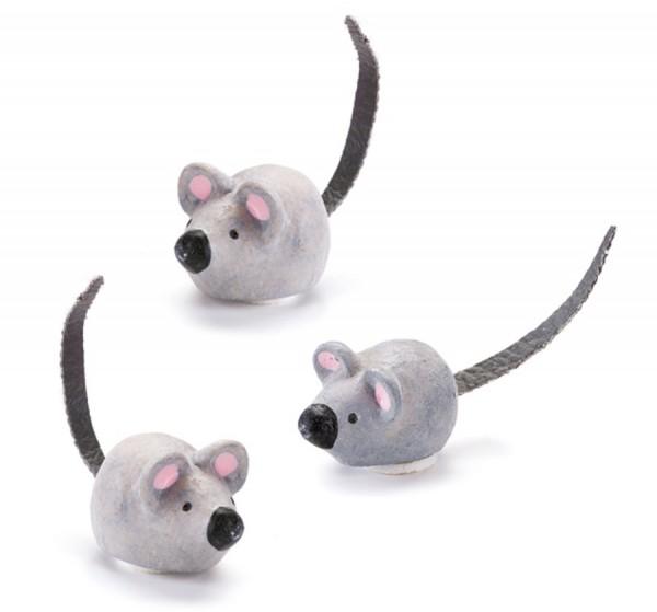 Maus, 15 mm, 10 Stück