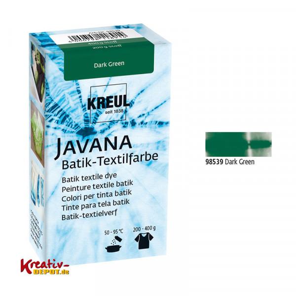 Javana Batik Textilfarbe 70g - Dark Green