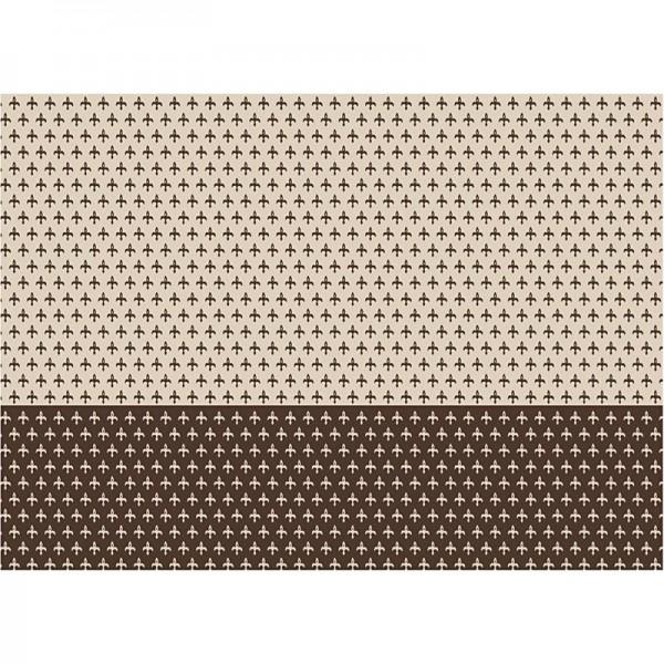 Decoupage-Papier, 17g, 25x35cm, 10 Blatt, Motiv Nr. 569