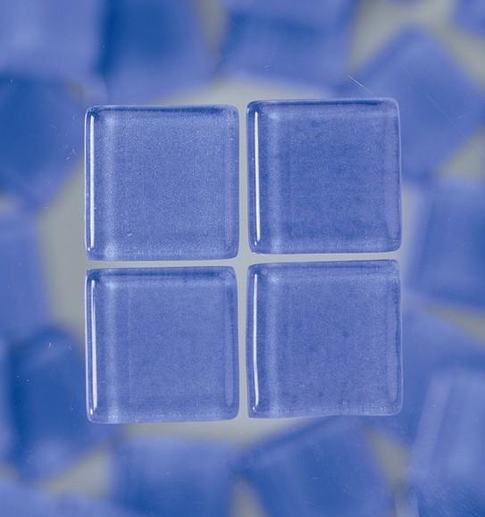 Efco Mosaik Glasstein soft, 10 x 10 mm, hellblau