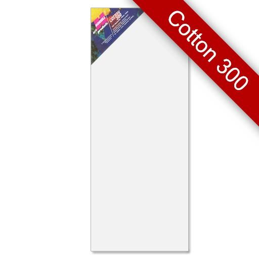 Keilrahmen Cotton 300, 20x50 cm