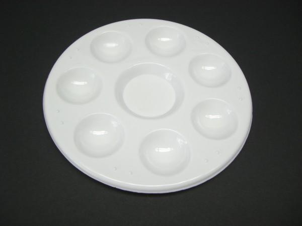 Kunststoffpalette, 12 cm, rund