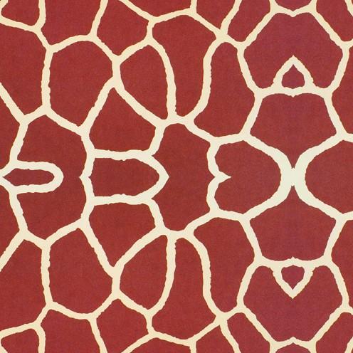 Color-Dekor Dekofolie, 10x20cm,2 Stück, Giraffe