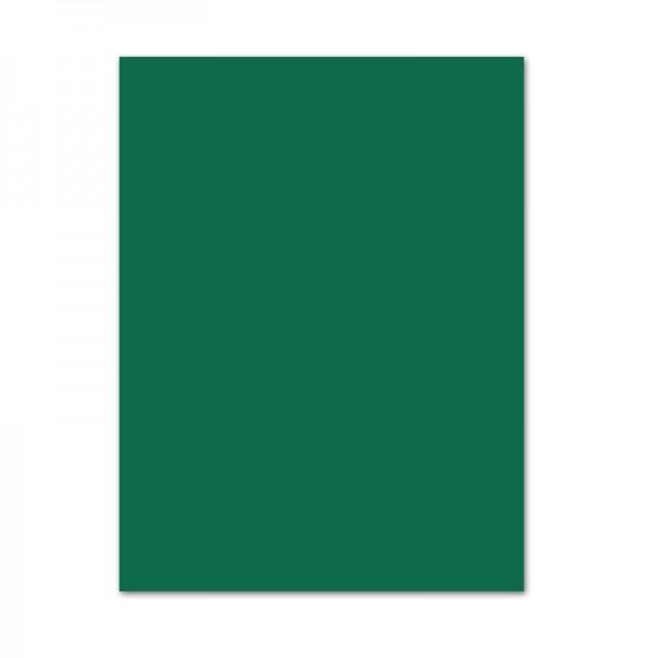 Bastelkarton, 10er Pack, 220 g/m², 50x70 cm, tannengrün