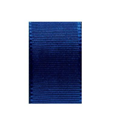 Uni-Taftband, Länge 10 m, Breite 40 mm, royalblau
