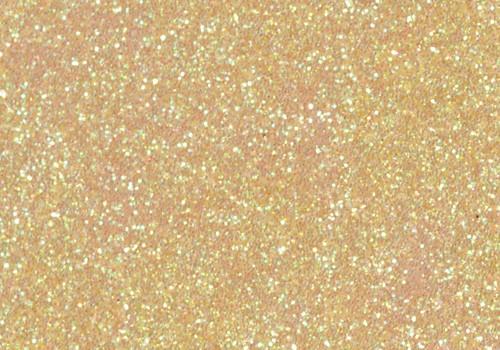 Glitter Glue, 50 ml gelb