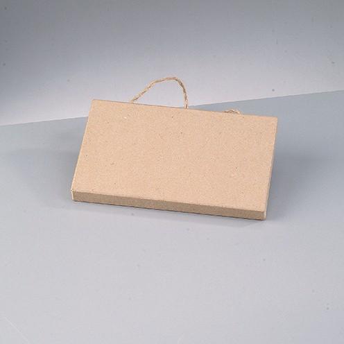 Türschild Rechteck, 19 x 12 x 1,5 cm