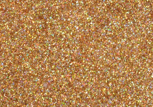 Glitter Glue, 50 ml gold/regenbogen