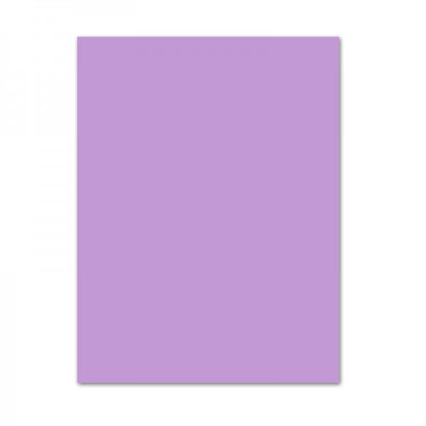Fotokarton, 10er Pack, 300 g/m², 50x70 cm, lila