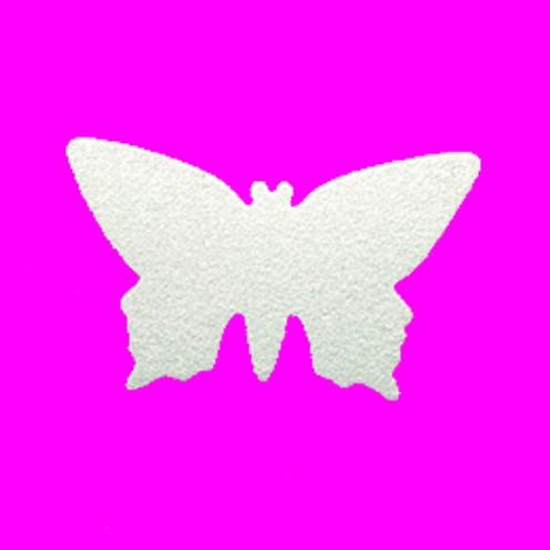 Stanzer Schmetterling, 46x28 mm