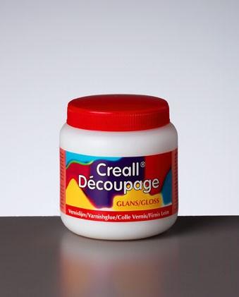 Creall-dècoupage, Firnisleim, glänzend, 250 ml