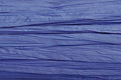 Edelbast Viscose, 30 m, matt blau