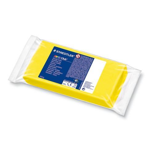 STAEDTLER® NORIS Club® Plastilin Knete, 1000 g, gelb