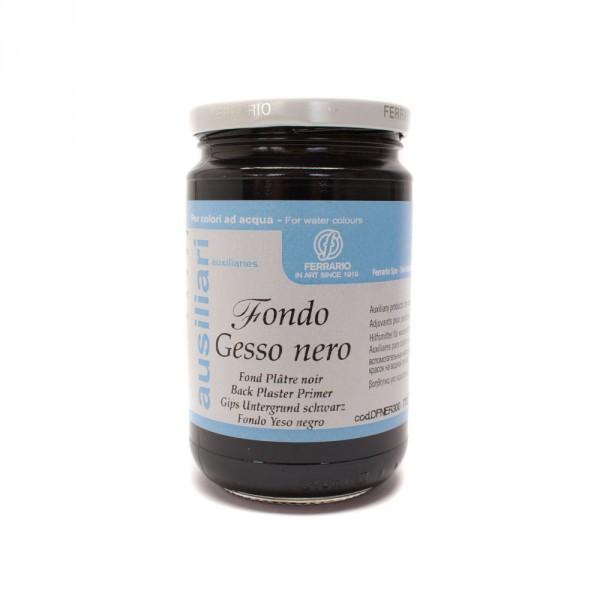 Ferrario Gesso schwarz, 300 ml