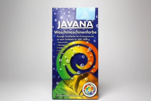 JAVANA Waschmaschinenfarbe, Arktis