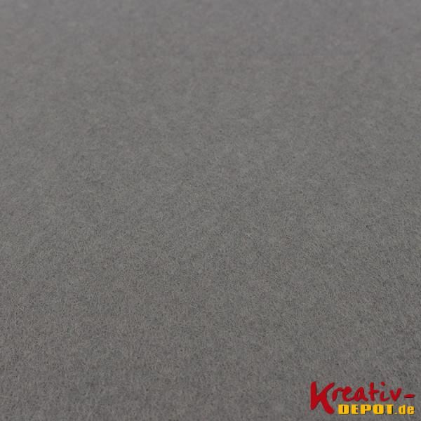 Bastelfilz, 1mm, 20x30cm, grau