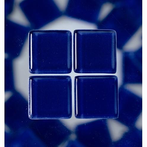 Efco Mosaik Glasstein soft, 10 x 10 mm, blau