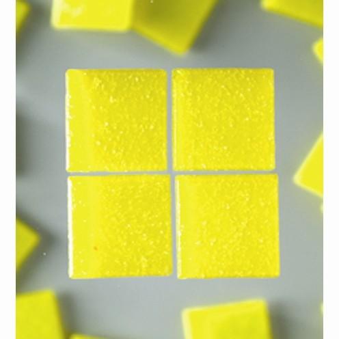 Efco Mosaik Glasstein pro, 20 x 20 mm, gelb