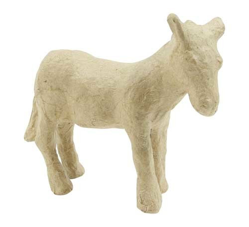 decopatch Tierfigur Esel, 14x2,5x9cm
