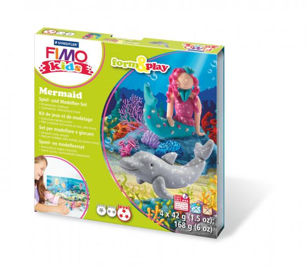 "FIMO kids form&play Set ""Mermaid"""