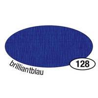 Krepppapier, 50 cm x 2,5 m, brilliantblau