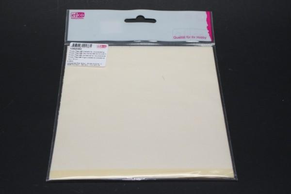 Photo Pearls® Klebefolie, 15 x 15 cm, doppelseitig, 8 Stück