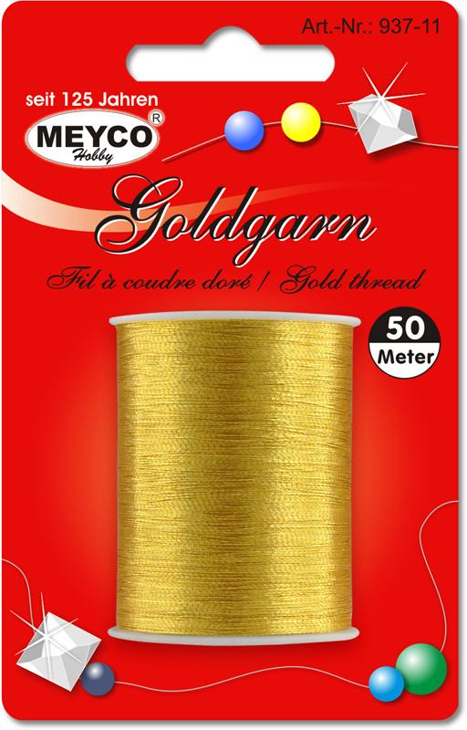 Meyco Silbergarn 50m