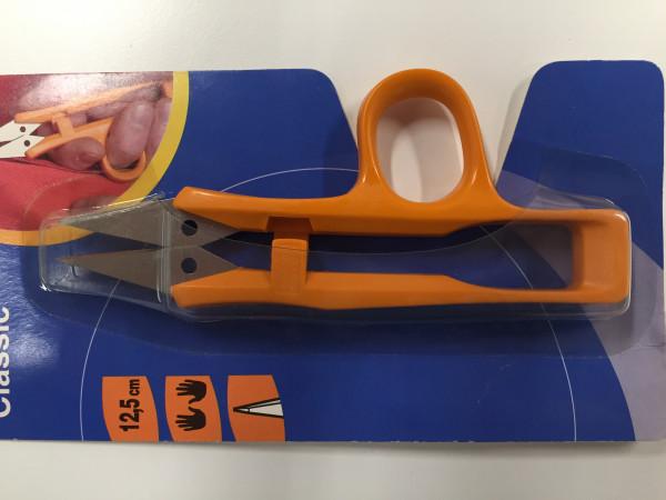 Fiskars Classic-Scheren orange, Fadentrennschere, 12,5 cm, Sonderposten