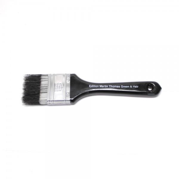 Martin Thomas - Flachpinsel Green & Hair