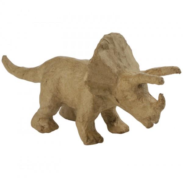 decopatch Tierfigur Dinosaurier -Triceratops-, 19x6x9cm