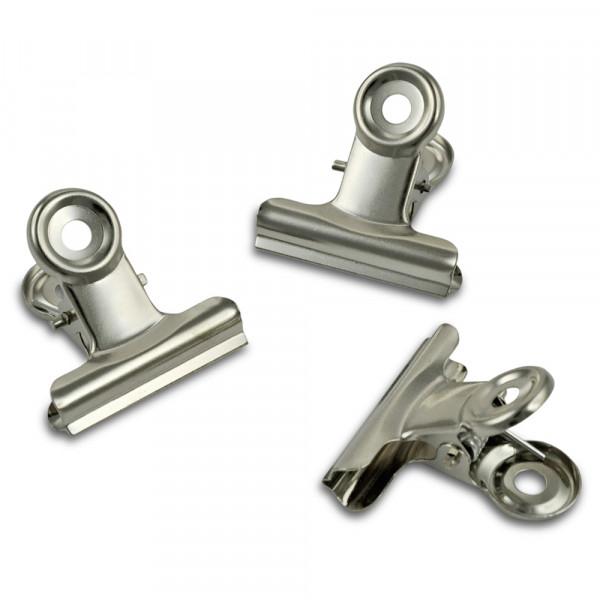 Metall Klammern - 6 Stück