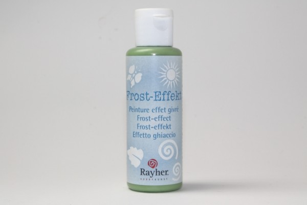 Frost-Effekt, 50 ml, blattgrün