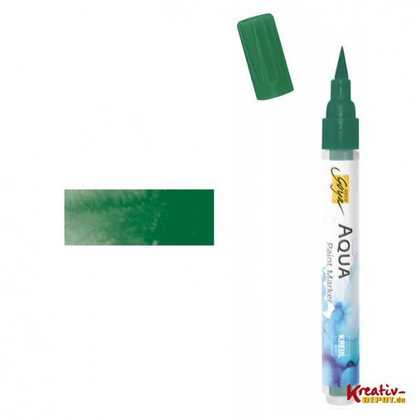 Aqua Paint Marker - Olivgrün