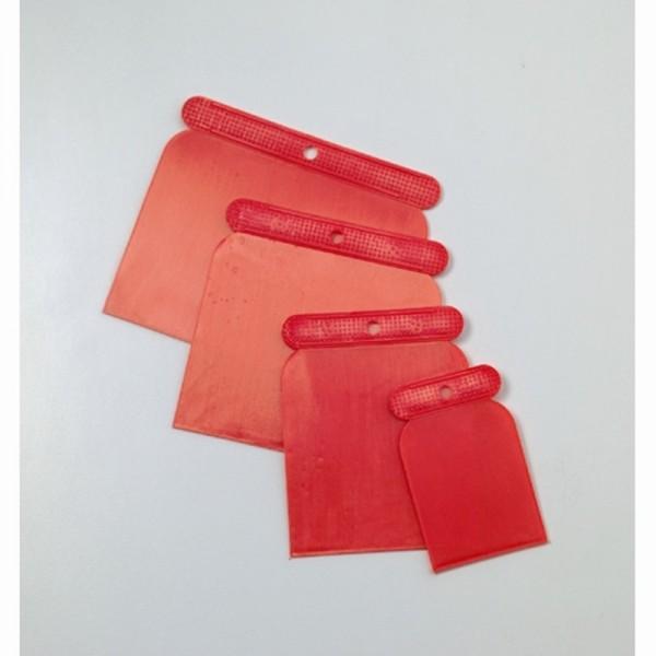 Efco Mosaik-Spachtelset, 4-tlg Set, Kunststoff