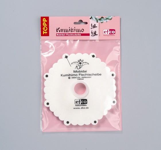 Mobidai® Flechtscheibe, Ø 163 mm x 10 mm