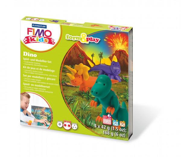 "FIMO kids form&play Set ""Dino"""