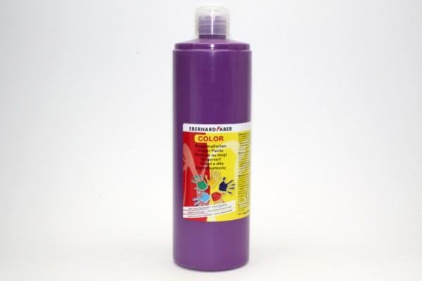 EBERHARD FABER Fingermalfarbe, 750 ml, manganviolett