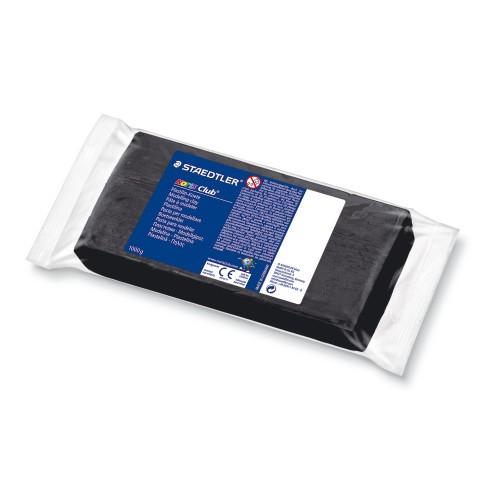STAEDTLER® NORIS Club® Plastilin Knete, 1000 g, schwarz