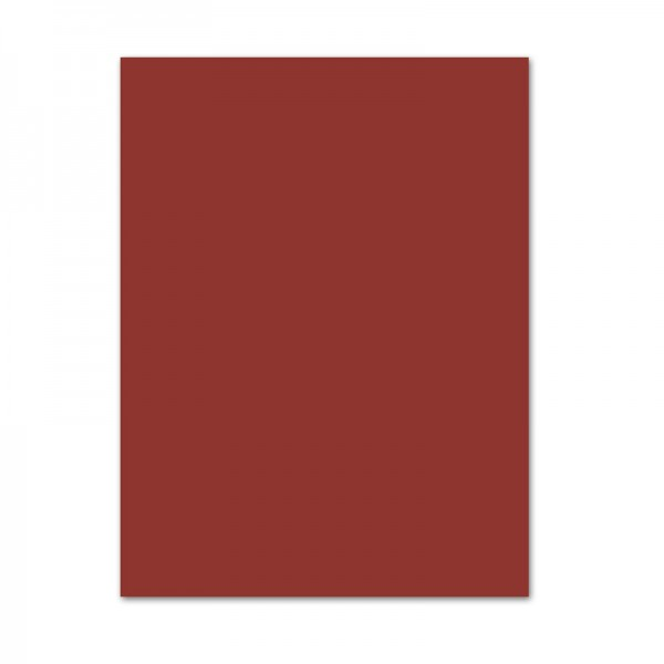 Fotokarton, 10er Pack, 300 g/m², 50x70 cm, rotbraun