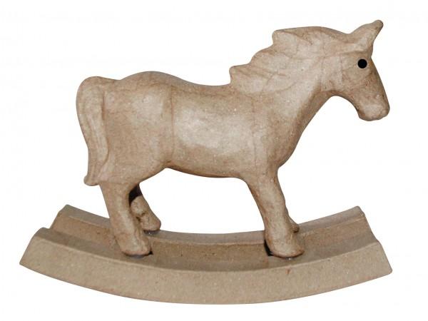 decopatch Tierfigur Schaukelpferd, 22 x 6 x 15,5 cm