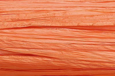 Edelbast Viscose, 30 m, glänzend orange