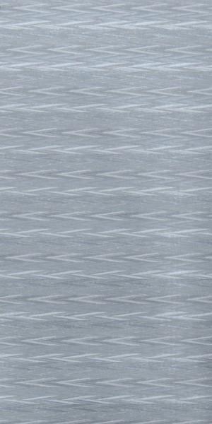 Wachsplatte, 200x100x0,5mm, silber gemustert