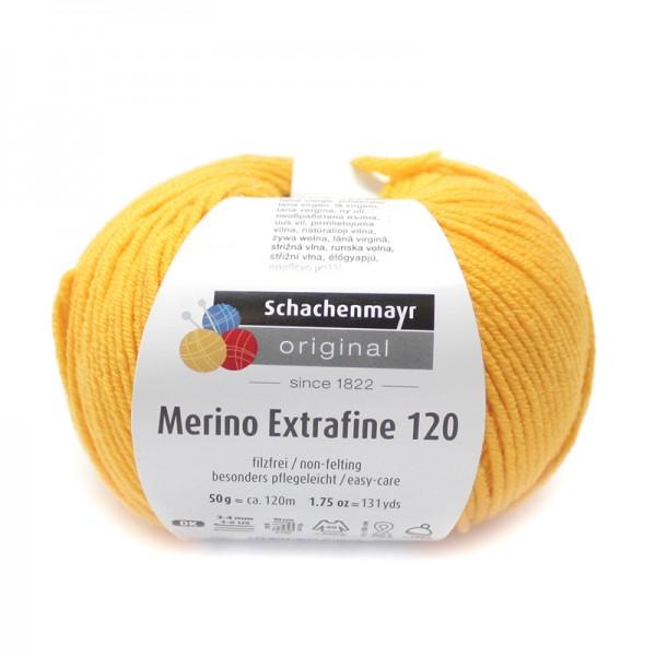 Die Schachenmayr Wolle - Merino Extrafine, maracuja